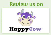 HappyCow - Find vegan restaurants nearby.
